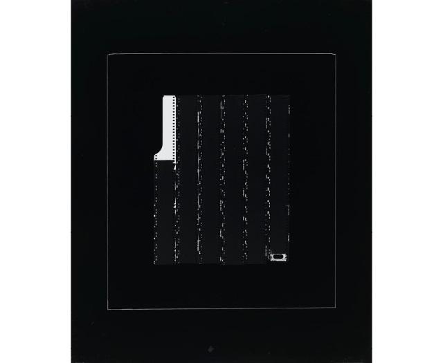 Ugo Mulas, Hommage à Niepce (V1), 1968 1970