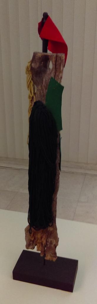 Joan Miro, Sobreteixim-sac 14, 1973, 1401x34.5x19cm